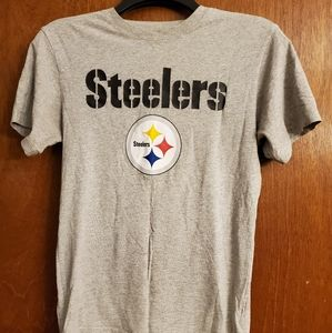 Youth Large 10/12 Steelers shirt